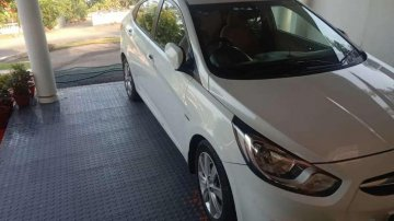 2011 Hyundai Verna MT for sale at low price in Palai