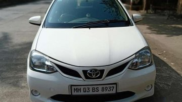 2015 Toyota Etios Liva G MT for sale at low price in Thane