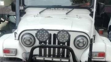 Used 2012 Mahindra Thar 4X4 MT for sale in Ghaziabad