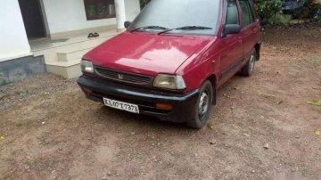 Maruti Suzuki 800 1998 MT for sale in Adoor