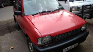 Used 2004 Maruti Suzuki 800 MT for sale in Erode