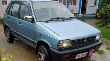 Used Maruti Suzuki 800 MT for sale in Shillong