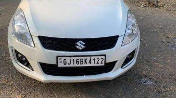 2015 Maruti Suzuki Swift VXI MT for sale in Bhavnagar