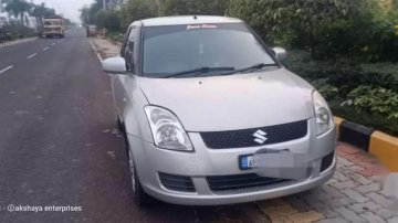 Used 2009 Maruti Suzuki Swift MT for sale in Rajahmundry