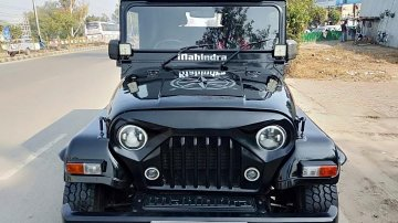 2012 Mahindra Thar CRDe AC MT for sale at low price in Ghaziabad