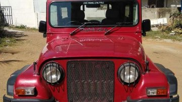 Used Mahindra Thar CRDe 2018 MT for sale in Nagar