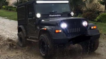 Used 2018 Mahindra Thar MT for sale in Chandigarh
