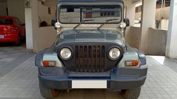2016 Mahindra Thar CRDe MT for sale in Hyderabad