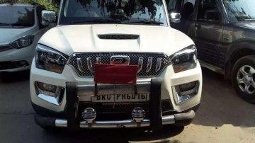 Used 2017 Mahindra Scorpio MT for sale in Patna