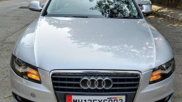 Audi A4 2.0 TDI (177bhp), Premium Plus, 2008, Diesel AT in Mumbai