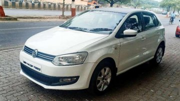 Volkswagen Polo Highline Diesel, 2012, Diesel AT for sale in Pune