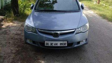 Used Honda Civic MT car at low price in Moradabad