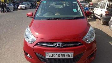 Hyundai i10 Sportz AT 2011 for sale in Ahmedabad