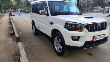 Mahindra Scorpio S10 8 Seater MT 2014 in Thane
