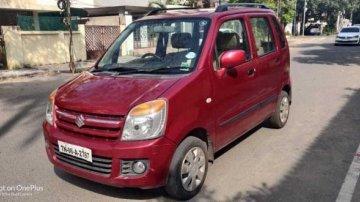 2009 Maruti Suzuki Wagon R VXI MT for sale at low price in Chennai