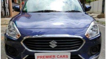 Used Maruti Suzuki Swift Dzire MT car at low price in Bangalore