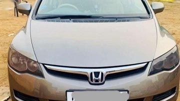 Used Honda Civic 1.8V Manual, 2007, Petrol MT for sale in Ludhiana