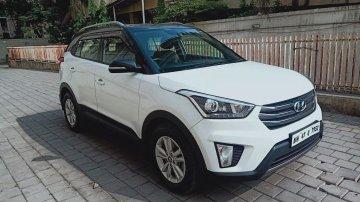 2017 Hyundai Creta 1.6 CRDi SX MT for sale at low price in Thane