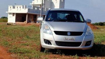 Used 2012 Maruti Suzuki Swift Version VXI MT for sale in Bangalore