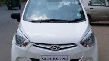 Used Hyundai Eon D Lite MT car at low price in Ahmedabad