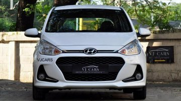 Used 2017 Hyundai i10 Magna MT for sale in Chennai