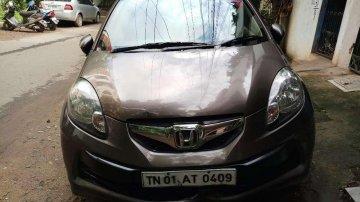 Honda Brio EX Manual, 2012, Petrol MT for sale in Chennai