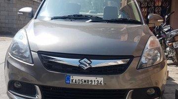Maruti Suzuki Swift Dzire 2015 MT for sale in Bangalore