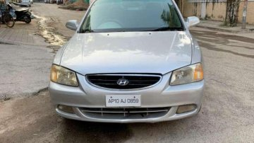 2006 Hyundai Accent MT for sale in Hyderabad