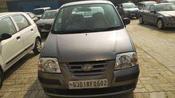 Hyundai Santro Xing GLS, 2014, Petrol MT for sale in Ahmedabad