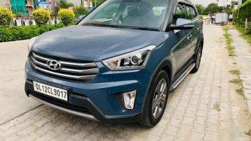 Hyundai Creta 1.6 SX Plus Auto, 2017, Petrol AT for sale in Gurgaon
