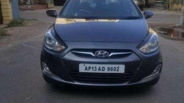 Hyundai Fluidic Verna 1.6 CRDi SX, 2013, Diesel MT for sale in Hyderabad