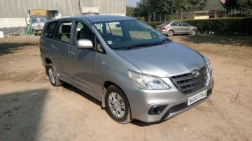 2015 Toyota Innova MT for sale at low price in Gurgaon