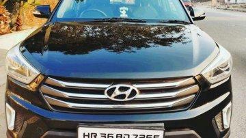 Hyundai Creta 2018 AT for sale in Gurgaon