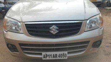 Maruti Suzuki Alto K10 VXi, 2013, Petrol MT for sale in Hyderabad