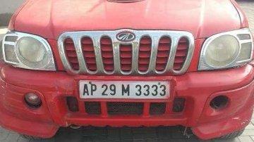 Used Mahindra Scorpio SLX 2.6 Turbo 7 Str 2006 MT for sale in Hyderabad