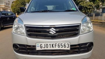 2011 Maruti Suzuki Wagon R  Version LXI CNG MT for sale at low price in Ahmedabad