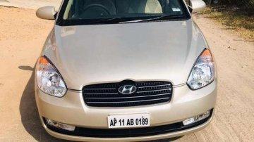2007 Hyundai Verna MT for sale in Hyderabad