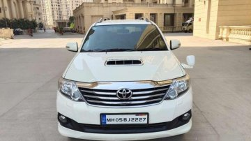 Used Toyota Fortuner AT for sale in Thane