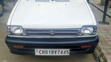 Used Maruti Suzuki 800 AC BS-III, 2008, Petrol MT for sale in Chandigarh