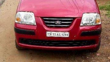 Used Hyundai Santro MT for sale in Namakkal
