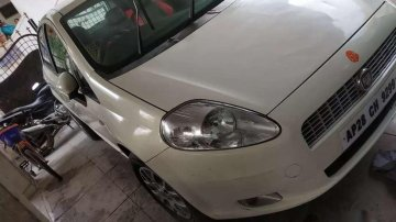 Used 2012 Fiat Punto MT for sale in Hyderabad