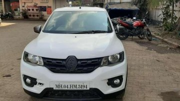 Renault KWID 2016 MT for sale in Thane