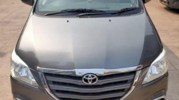 2014 Toyota Innova MT for sale at low price in Thane
