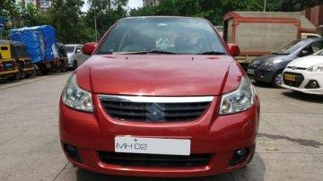 Used Maruti Suzuki SX4 MT car at low price in Thane