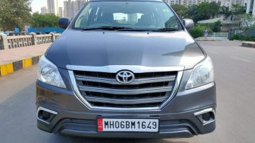 2015 Toyota Innova MT for sale at low price in Thane