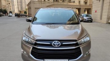 Toyota Innova Crysta 2.8 GX AT 2017 for sale in Thane