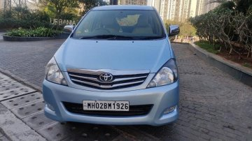 Used Toyota Innova 2.5 VX 7 STR BSIV MT car at low price in Thane