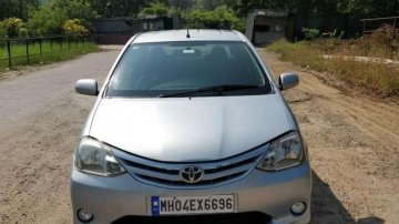 Used Toyota Etios V 2011 MT for sale in Thane