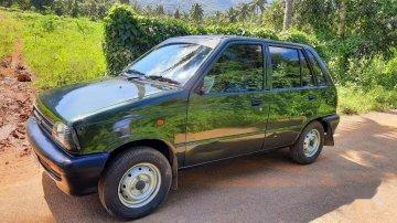 Maruti Suzuki 800 1999 MT for sale in Coimbatore