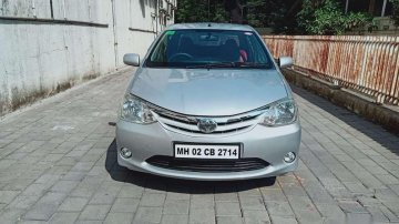 Used 2011 Toyota Etios V MT for sale in Thane